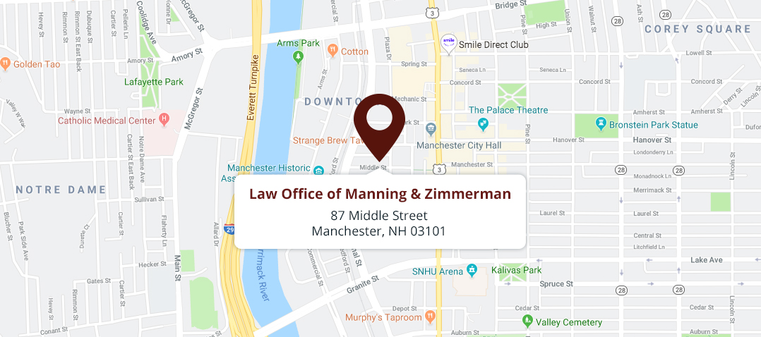 Map of Office
