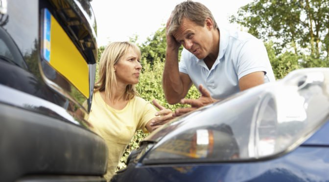 Determining Fault by Location of Damage NH Car Accident Lawyer