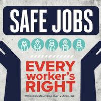 safe jobs pamphlet